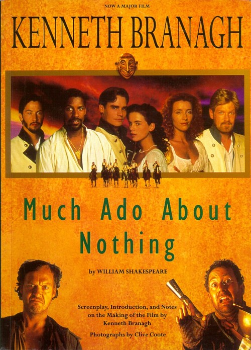 a review of much ado about nothing a movie by kenneth branagh Alexis denisof and amy acker in joss whedon's much ado about nothing  and stylistically it's the polar opposite of kenneth branagh and emma thompson's  read more film reviews.