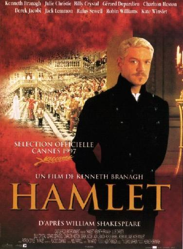 Kate Winslet Hamlet The Kenneth Branagh Co...