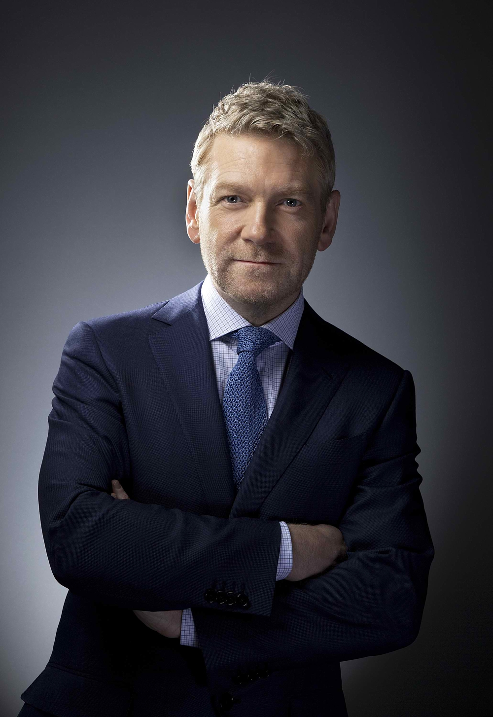 Kenneth Branagh wears  (Suit )