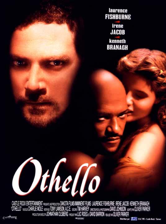 Othello (1996) affiche